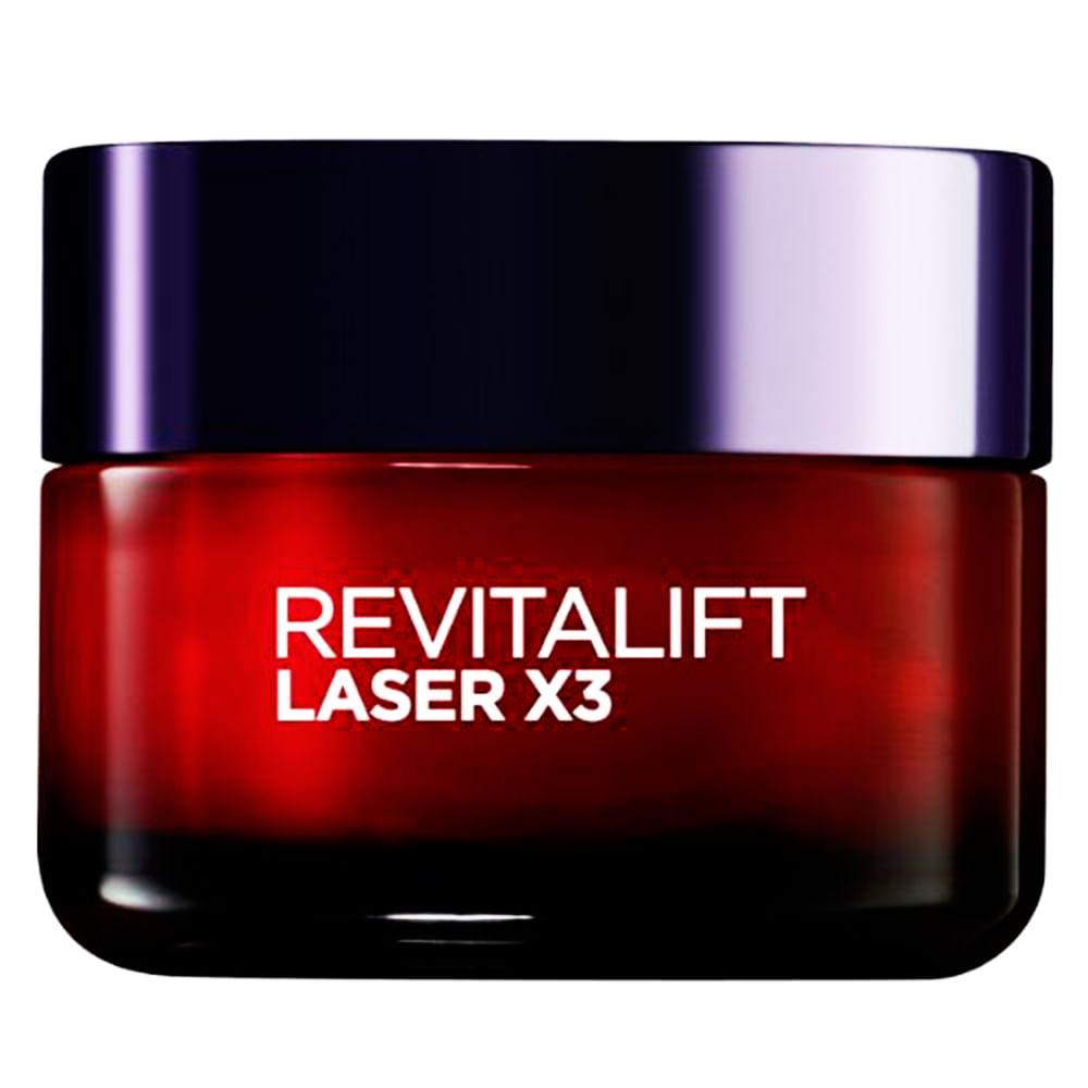 Creme Revitalift Laser X3 Dermo Expertise 50ml Loréal Paris
