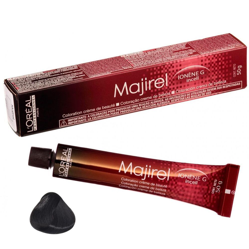 Coloração Majirel 5.0 Castanho Claro Natural Profundo 50g Loréal