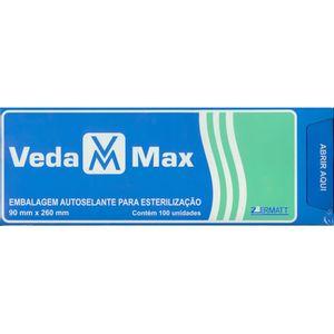 Embalagem-Auto-Selante-para-Esterilizacao-90mm-X-260mm-100-unidades-Vedamax-3563700