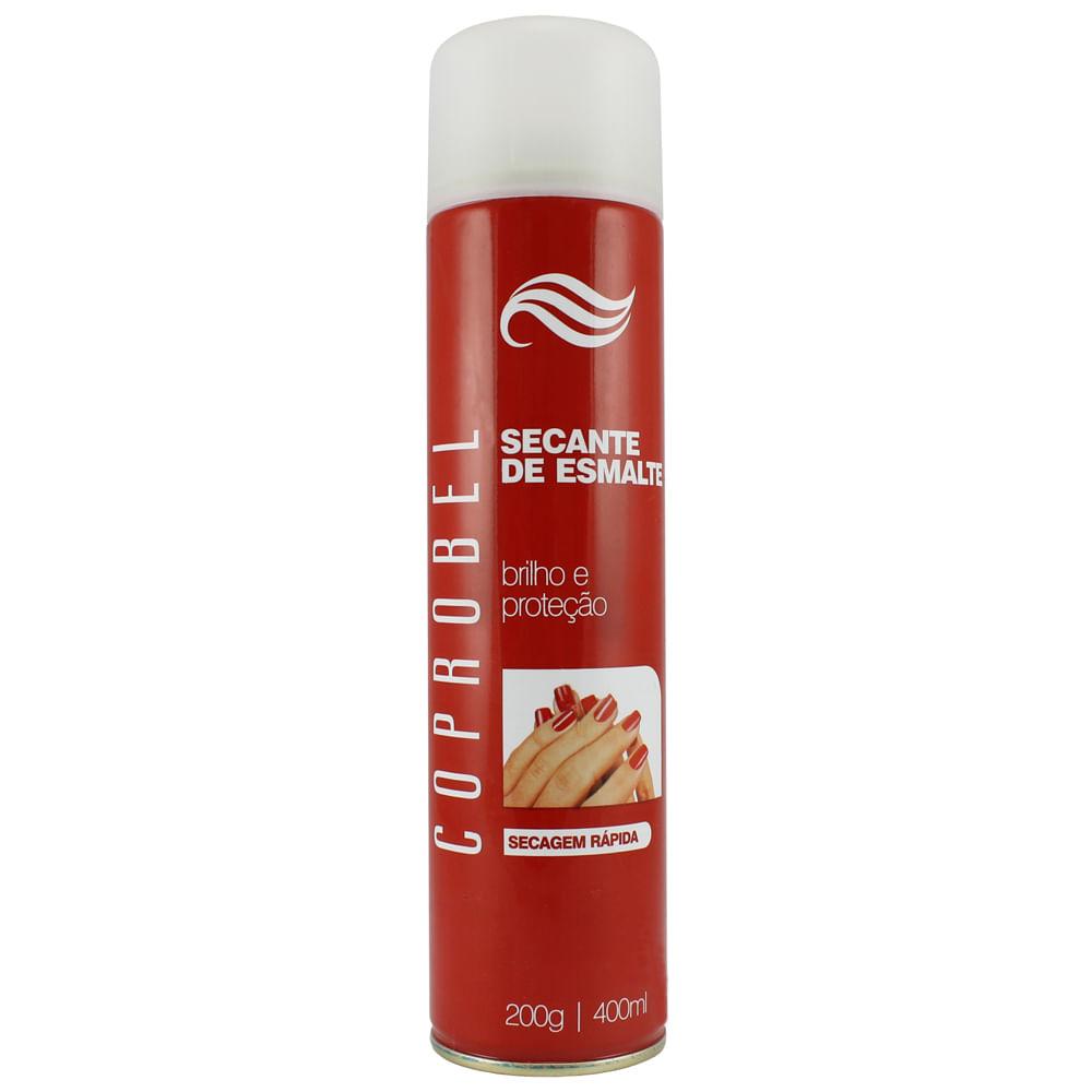 Spray secante de esmalte 400ml coprobel coprobel for Esmalte para baneras en spray