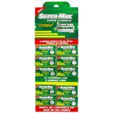 Lamina-para-Barbear-Super-Stainless-Cartela-com-10-Caixas-com-5-unidades-Super-Max-9330542