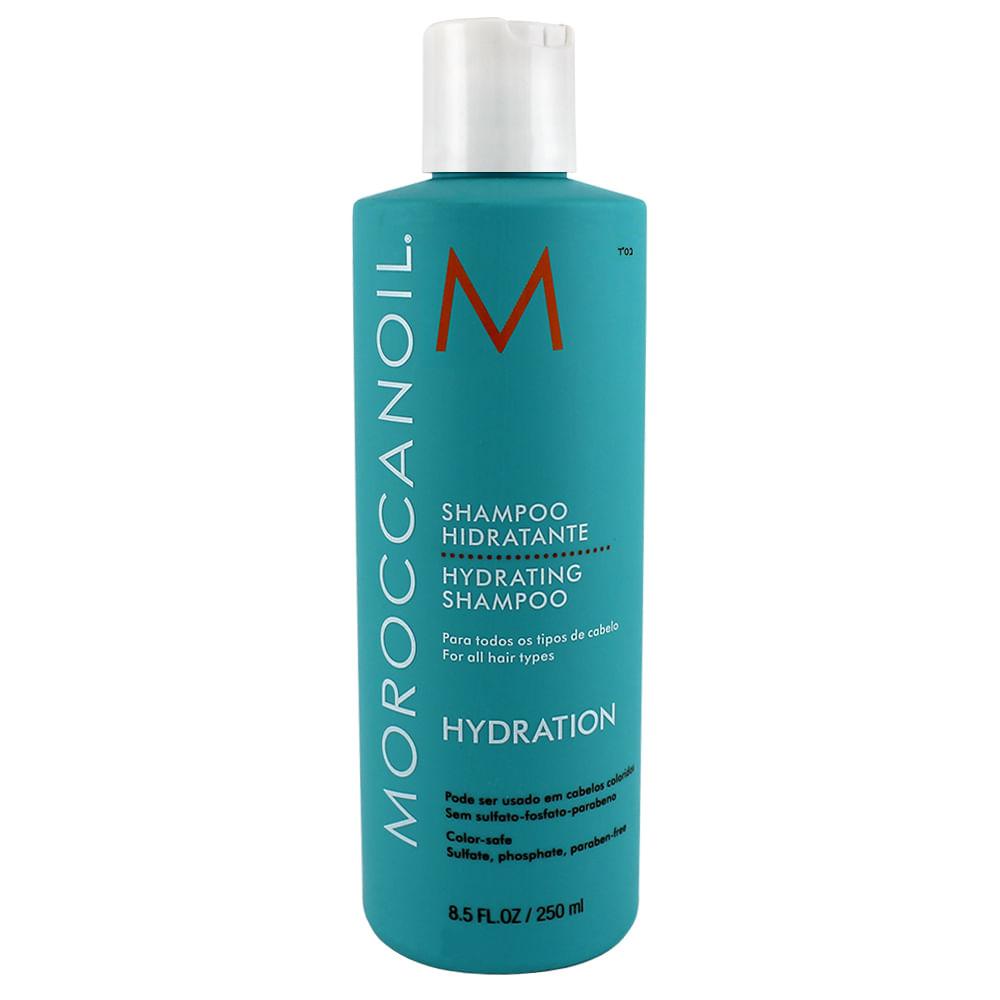 Shampoo Hidratante 250ml Moroccanoil