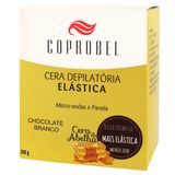 Cera-Quente-Elastica-Chocolate-Branco-200g-Coprobel-9229310