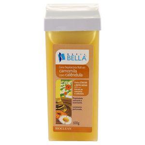 Cera-Roll-On-Camomila-com-Calendula-100g-Depilbella-0033622