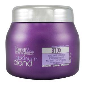 Mascara-Platinum-Blond-Botox-Intensive-250g-Forever-Liss-9329102