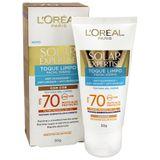 Protetor-Solar-Facial-Toque-Limpo-com-Cor-FPS70-50g-Loreal-9348295