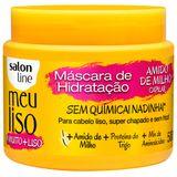 Mascara-Meu-Liso-Muito-Liso-Amido-de-Milho-Capilar-Sem-Quimica--Nadinha--500g-Salon-Line-9396173