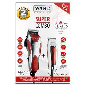 Kit-Maquina-de-Corte-Magic-Clip-e-Maquina-de-Acabamento-Detailer-220V-Wahl-9413931