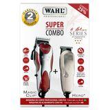 Kit-Maquina-de-Corte-Magic-Clip-e-Maquina-de-Acabamento-Hero-110V-Wahl-9413993
