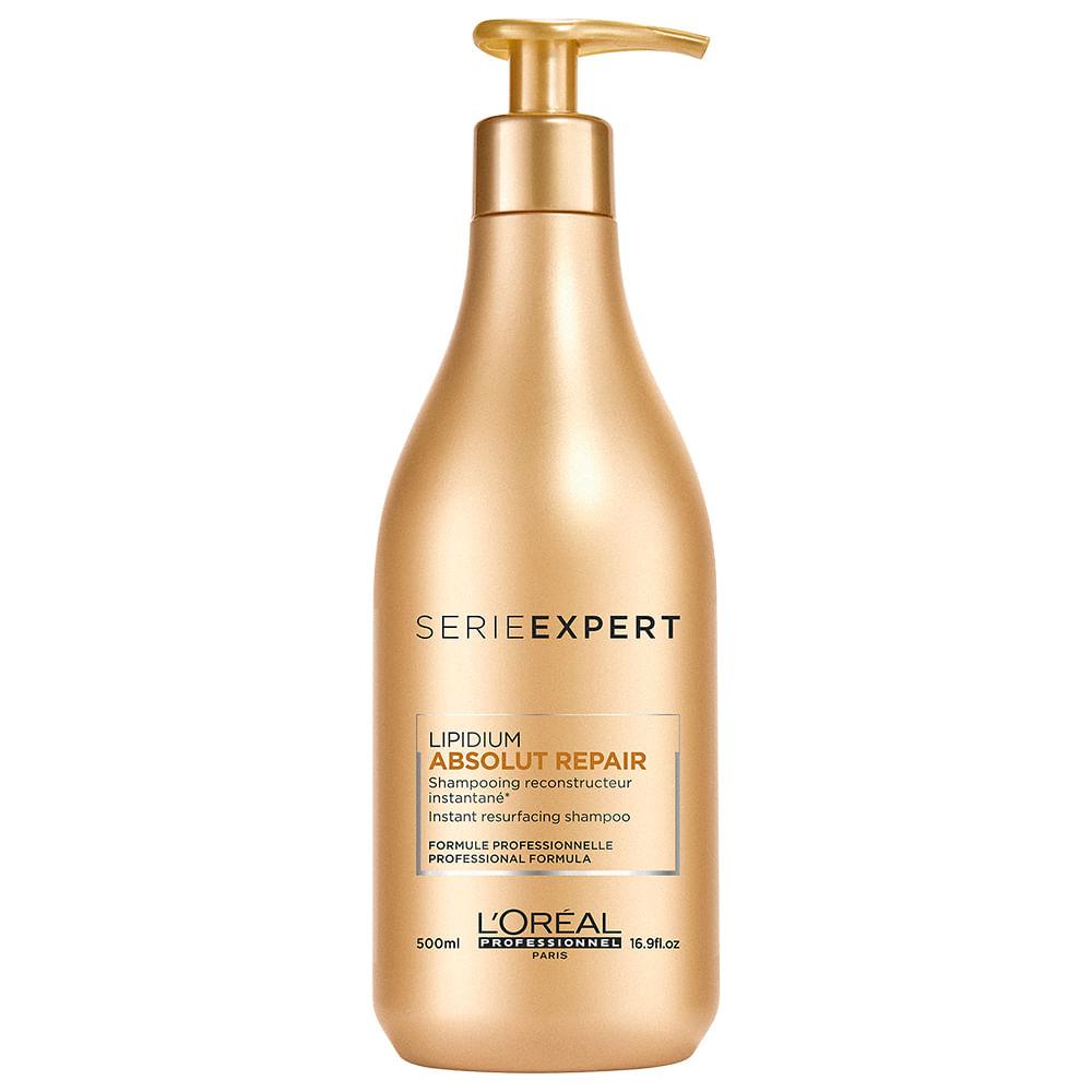 f94c846ab Shampoo Expert Absolut Repair Cortex Lipidium 500ml LOréal ...