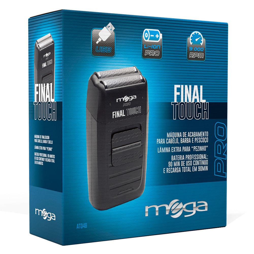 d0a9e5268 Máquina para Acabamento Final Touch USB Mega - Coprobel