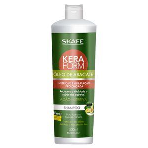 Shampoo-Keraform-Oleo-de-Abacate-500ml-Skafe-9435957