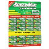 Lamina-Verde-Stainless-com-10-Caixas-com-5-unidades-Super-Max-9441019