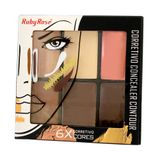 Kit-Corretivo-Concealer-Contour-HB8088-Medium-11-4g-Ruby-Rose-1246476
