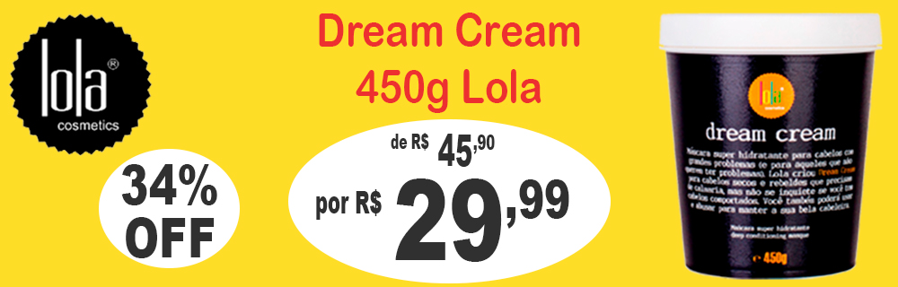 Banner Lola dream 2990