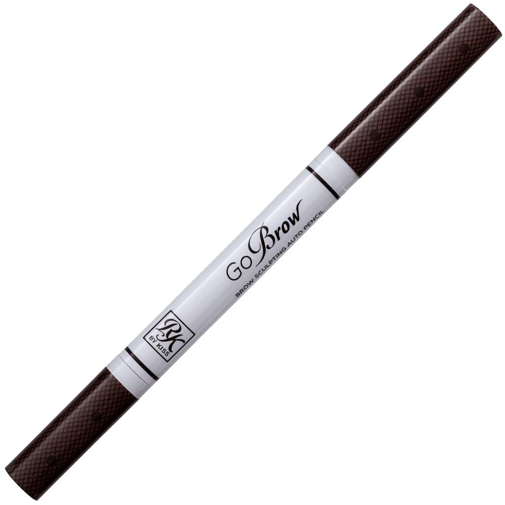 Lápis Retrátil para Sobrancelha Rich Chocolate Brown Rk by Kiss