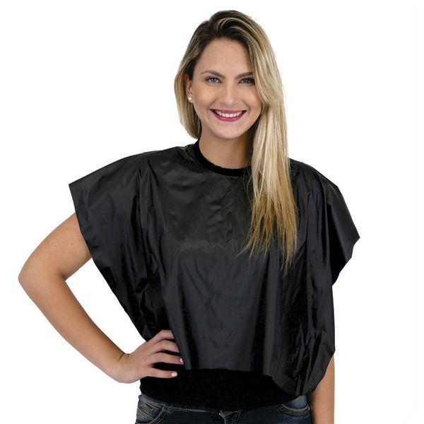 penteador-para-quimica-com-velcro-preto-la-sure-22108-656