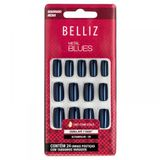unhas-coloridas-quadrado-medio-metal-blues-ref-2310-com-24-unidades-belliz-9453173-16514